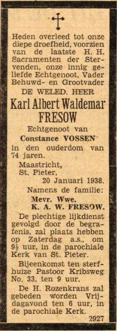 Frans Fresow.
