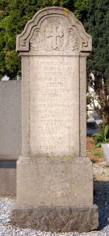 Het grafmonument Jacob - Pereboom - Breemer ter Stege. Een ...