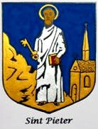 Gemeentewapen van Sint Pieter bij Maastricht.