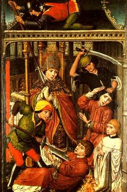 De moord op Lambertus.