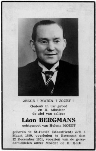 Léon Bergmans.