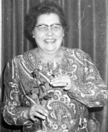 Jo Bierhoff op 24 september 1970.
