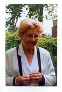 Maria Josephine Boosten.