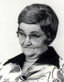 Maria Josephina Gerets.
