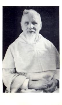 Pater Constantius Hameleers.