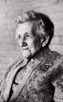 Maria Hardy.